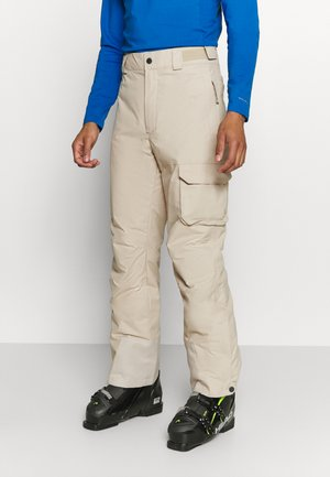 HERO SNOWPANT - Pantalon de ski - ancient fossil