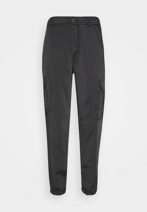 Trousers - onyx black