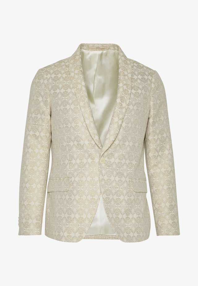 KARLSEN - Blazer jacket - antique white