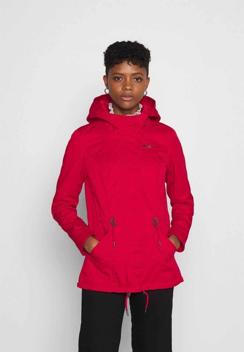 ONLY - ONLLORCA - Veste légère - mars red