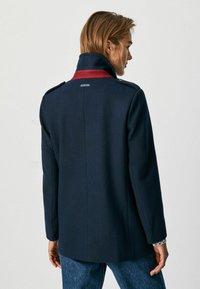 Pepe Jeans - DANIELA - Short coat - dulwich schwarz - 2