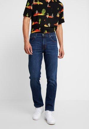 TEXAS - Straight leg jeans - dark storm