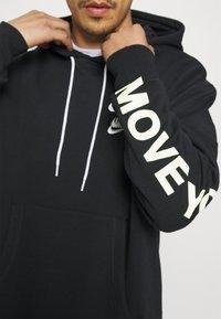 Nike Sportswear - HOODIE - Felpa con cappuccio - black - 3