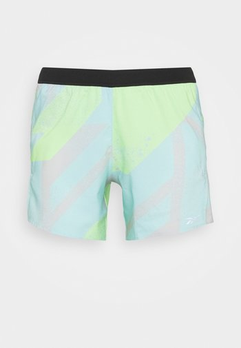 SHORT - Sports shorts - digital glow