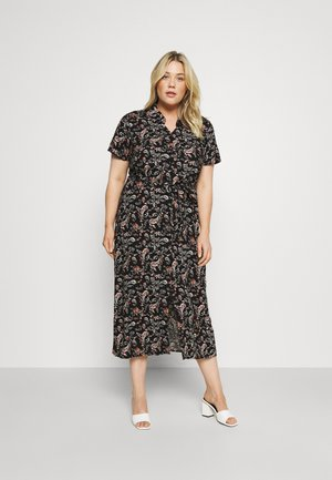 VMSIMPLY EASY LONG - Maxi šaty - black