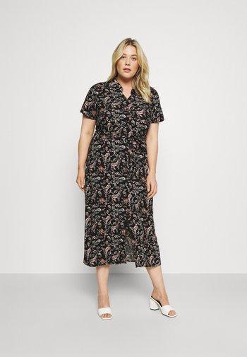 VMSIMPLY EASY LONG - Maxi dress - black