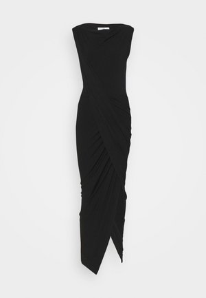 VIAN DRESS - Jersey dress - black