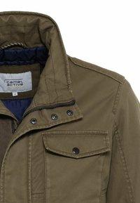 camel active - FIELD JACKET - Summer jacket - olive - 6