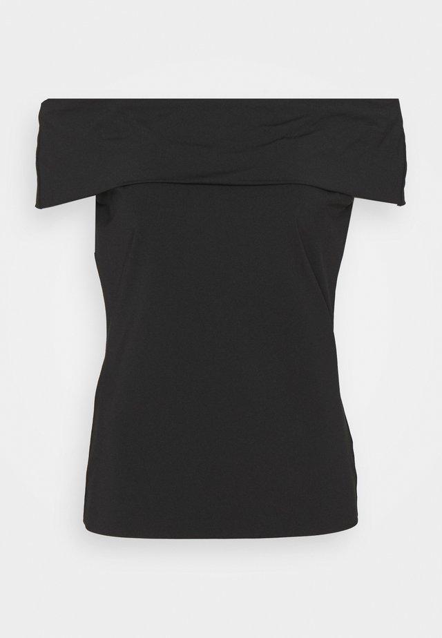 SABRYNNA DIVISION  - T-shirt print - black