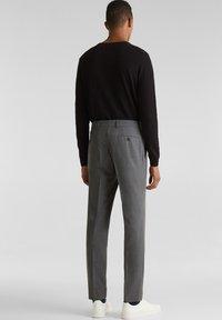 Esprit Collection - ACTIVE SUIT - Pantalon - dark grey - 2