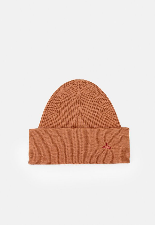 MARGAY BEANIE - Bonnet - copper
