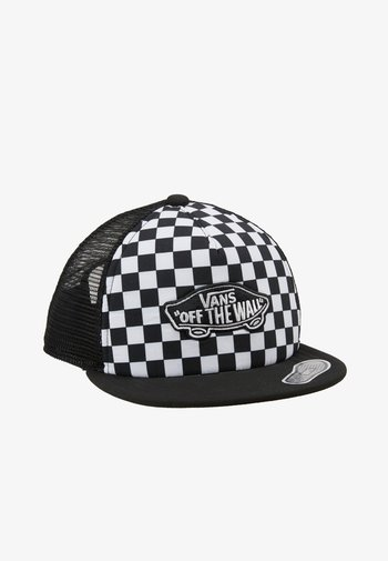 BY CLASSIC PATCH TRUCKER PLUS BOYS - Cappellino - black/white