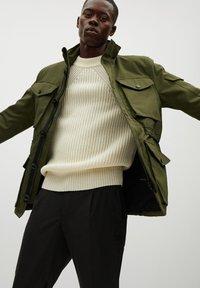 Mango - CADET - Outdoor jacket - khaki - 3