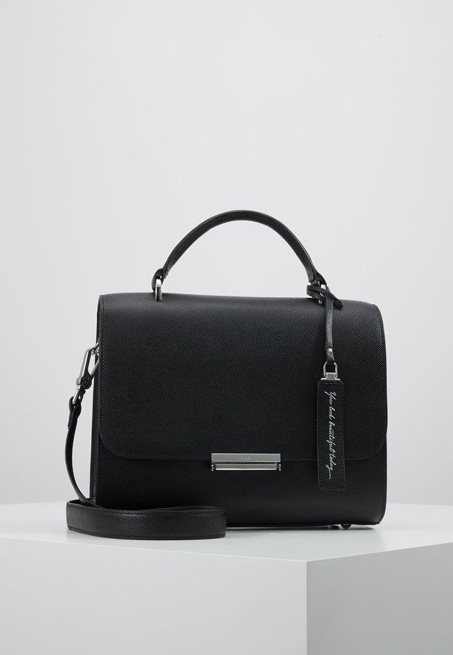 BEAUTY - Handbag - schwarz