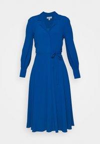 Marks & Spencer London - SHIRT DRESS - Vestido camisero - blue - 4