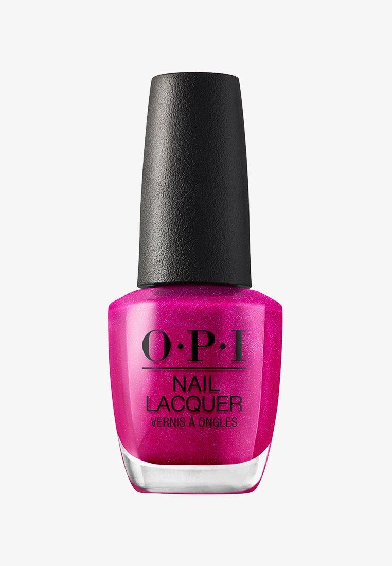 OPI - NAIL LACQUER - Nail polish - nlb 31 flashbulb fuchsia