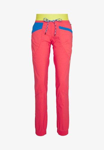 MANTRA PANT  - Pantaloni - hibiscus/neptune