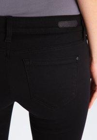 Mavi - ADRIANA - Jeans Skinny Fit - black - 4