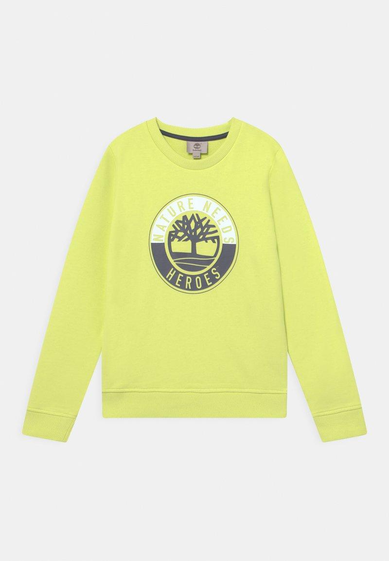 Timberland - Sweatshirt - citrine