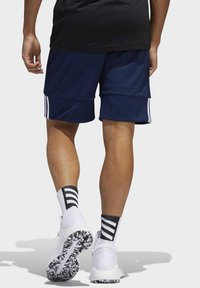 adidas Performance - 3G SPEED REVERSIBLE SHORTS - Sports shorts - blue - 1