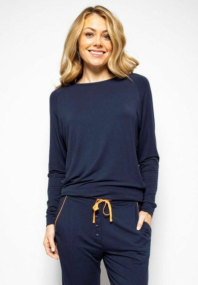 Maglia del pigiama - navy