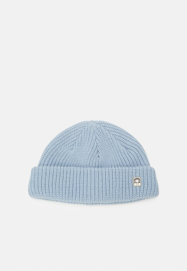 MICRO BEANIE UNISEX - Muts - light blue