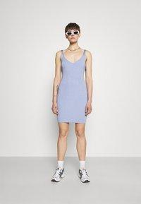 Weekday - DRESS - Jumper dress - blue - 1