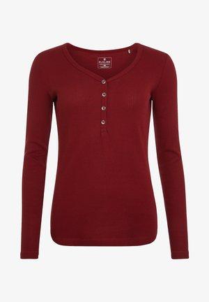 HEYDAY  - Long sleeved top - redmelange