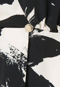 Morgan - Blouse - black/white - 2