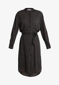 DRESS UNDER - Skjortekjole - black
