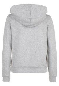 Herschel - veste en sweat zippée - grey - 1