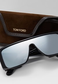 Tom Ford - Sunglasses - black/blue - 2