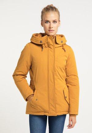 Winter jacket - senf