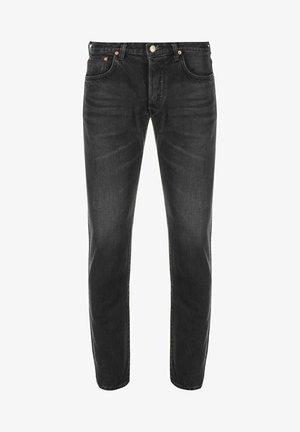 Jeans slim fit - black dark used