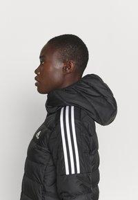 adidas Performance - ESSENTIALS DOWN - Down jacket - black - 3