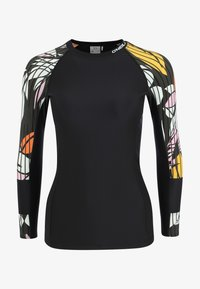 O'Neill - SURU - Rash vest - black out