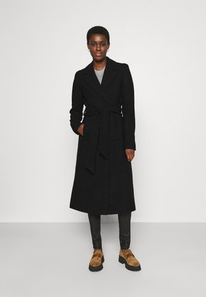 YASKILIVA COAT - Classic coat - black
