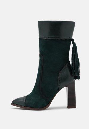 BOOTS - High heeled boots - bottle