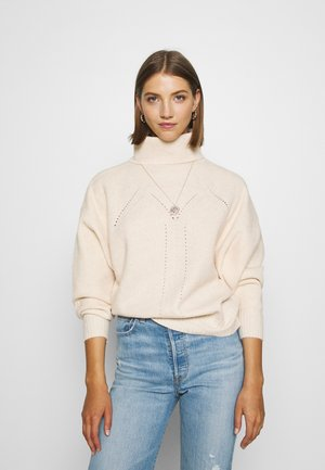LADIES - Pullover - off white