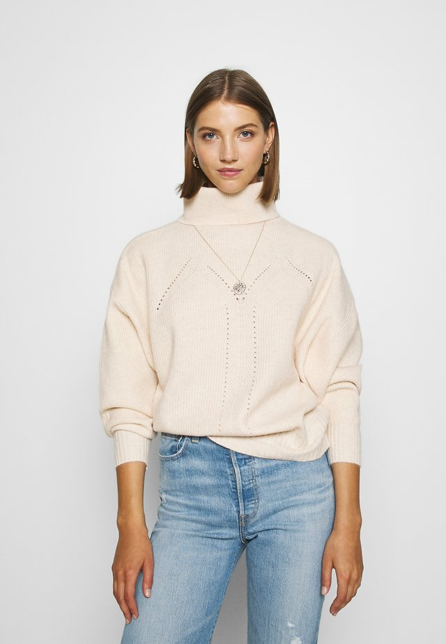 LADIES - Sweter - off white