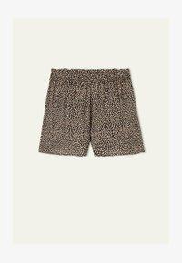 Tezenis - Shorts - nero/phard st.new animalier - 3