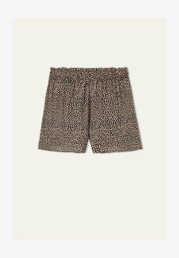 Shorts - nero/phard st.new animalier
