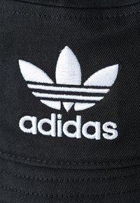 adidas Originals - BUCKET HAT UNISEX - Cappello - black/ white - 6