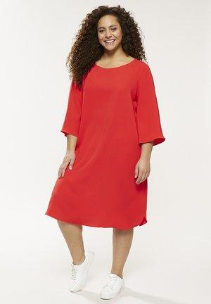 SEIA - Day dress - poppy