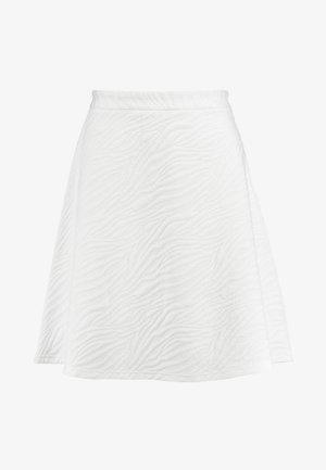 Mini skirts  - white