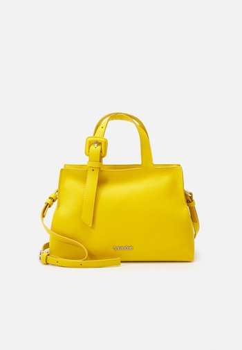 SOFT NEAT TOTE - Handbag - sulphur