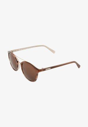 Sunglasses - braun-gold