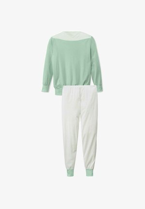 SET - Pyjamas - harbour mint