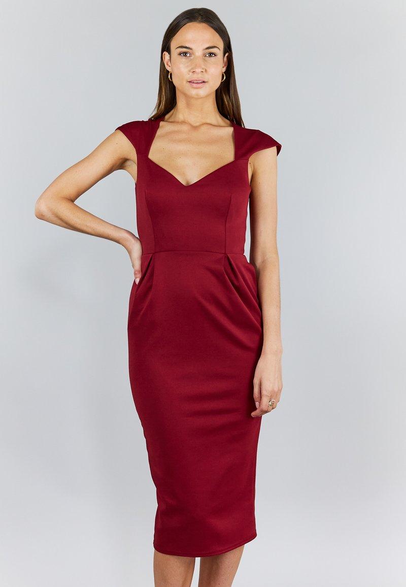 True Violet - Cocktail dress / Party dress - bordeaux