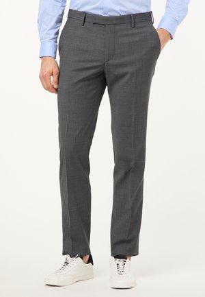 FUTUREFLEX DUPONT - Suit trousers - grau